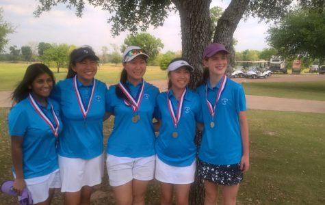 Golf JV girls secure team championship