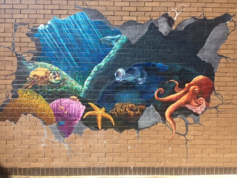 The Story Behind Clements High School Art Murals