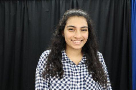 Zehra Jaffari- Student Life Editor