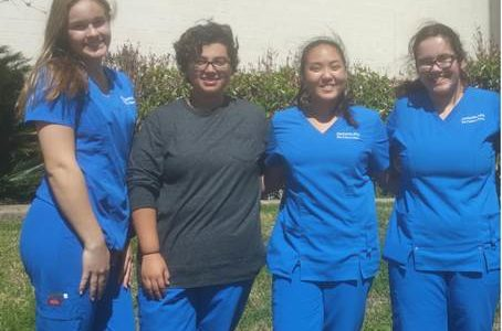 FFA Vet Science team qualifies for State