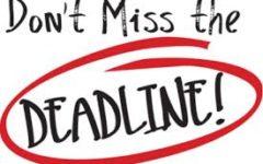 YES deadline nears