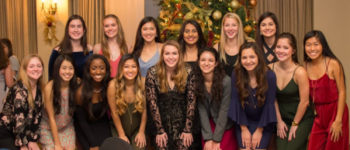 Honoring players of 2017 Lady Rangers volleyball
