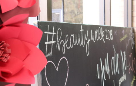 "StuCo spreads love through ""Beauty Week"""