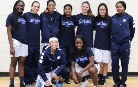 Senior basketball girls reflect on the past 4 years