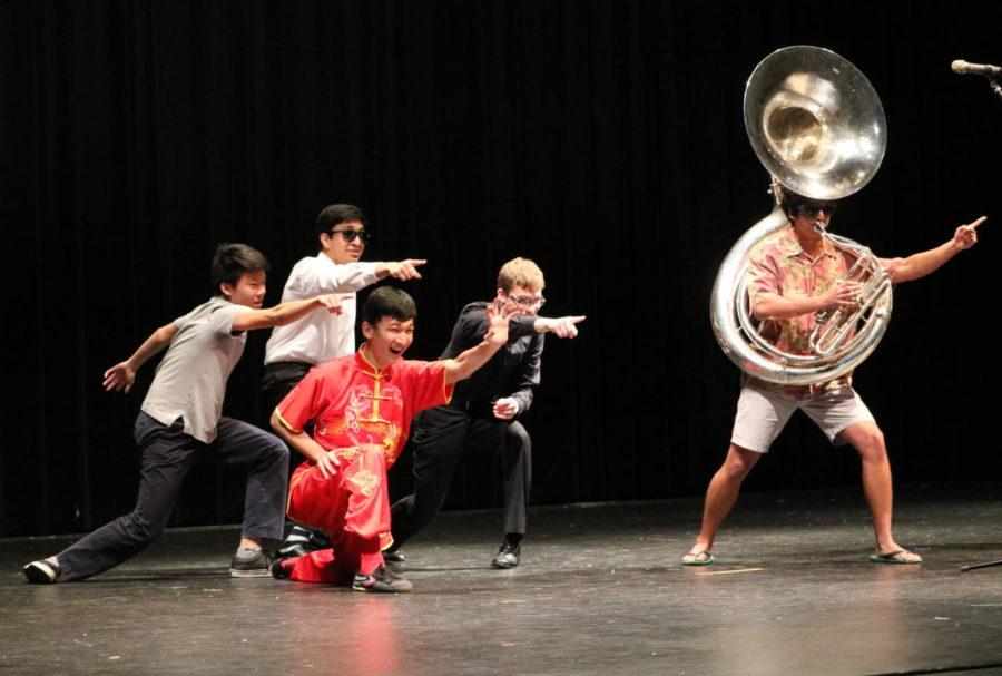 Annual benefit concert changes lives
