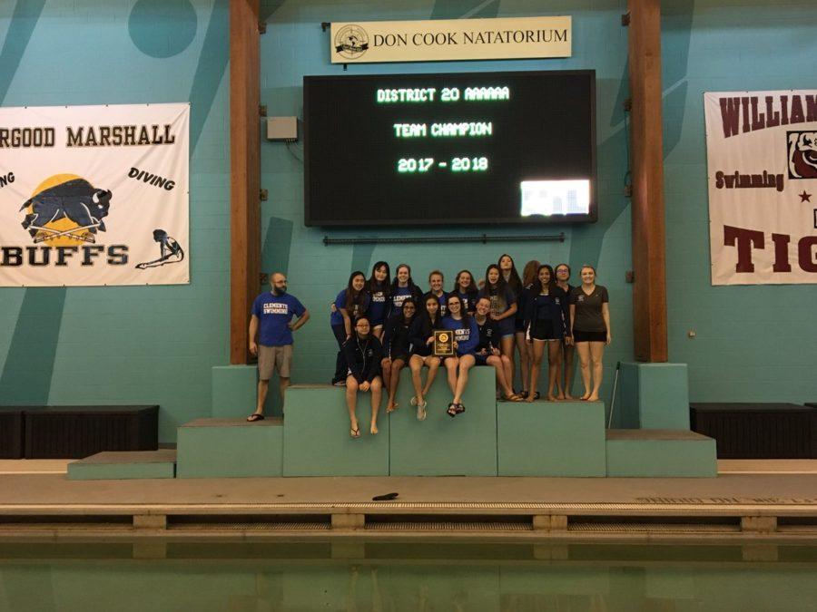 Clements Swim Meet