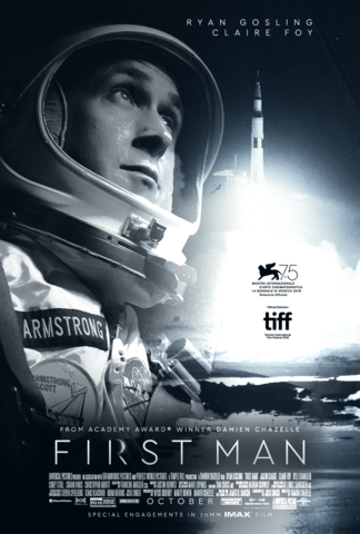 First Man is a Touching Family Drama