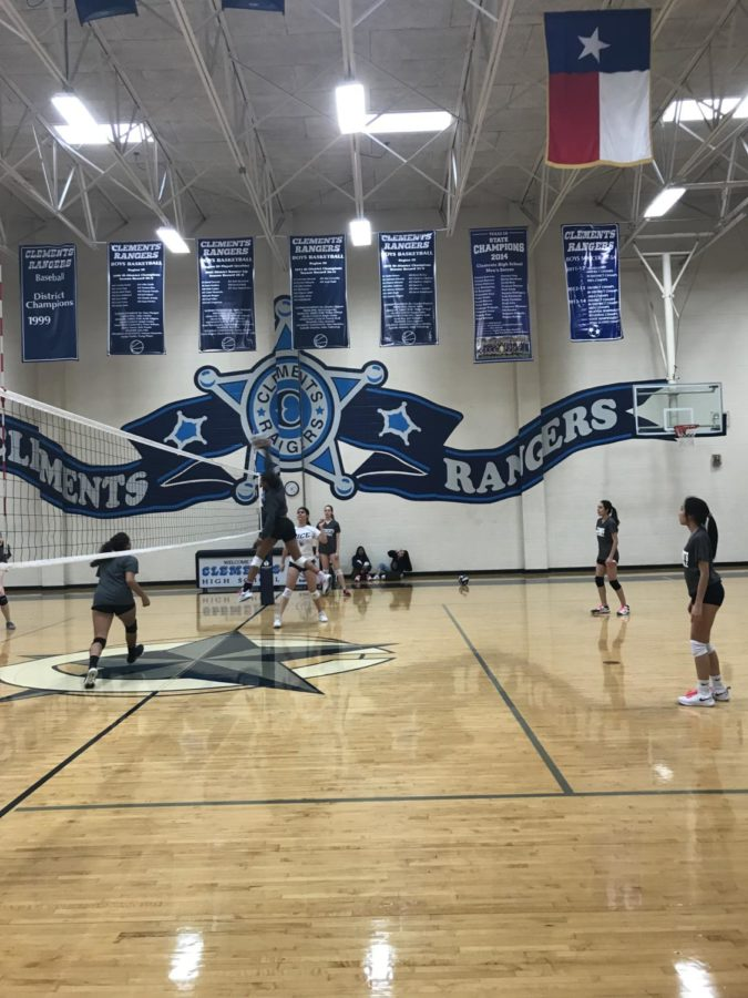 Reconstructing the Volleyball Team