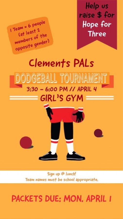 PALS Dodgeball Tournament