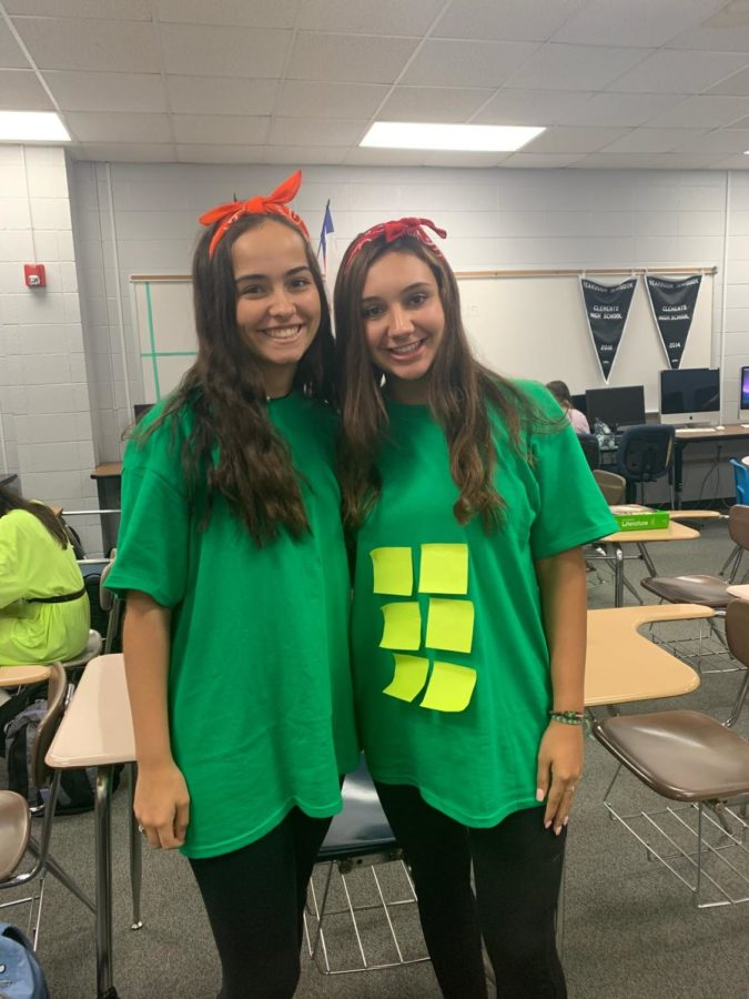 Spirit Week Character Day \u201cGuess Who?\u201d \u2013 The Round Up
