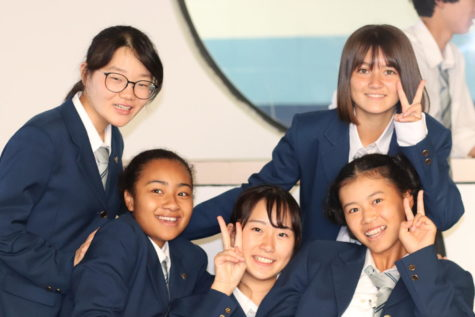 A Touch of Inage: Japanese Exchange Students at Clements