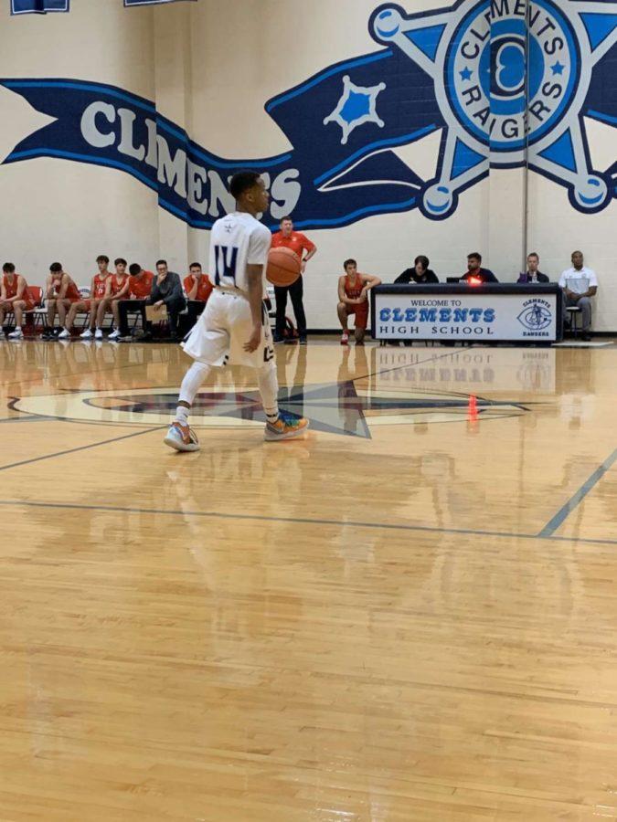 First+Basketball+Game