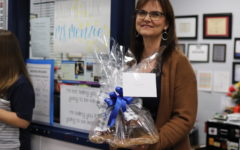 Mrs. Menzie named Teacher of the Year