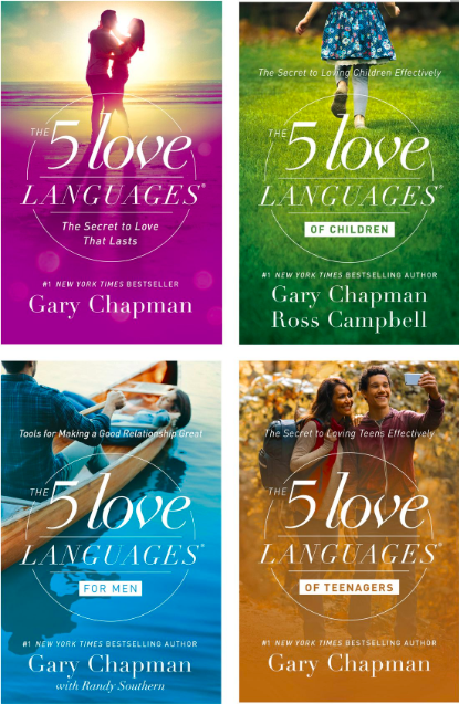 Discovering the 5 love languages