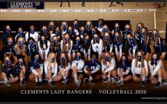 Clements Girls Varsity Volleyball