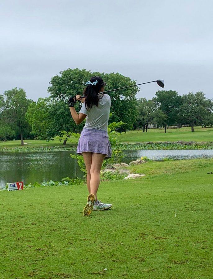 Natalie Cao State Tournament