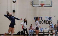 Fresh. Volleyball - Clements V. Bush - 1 October 2021